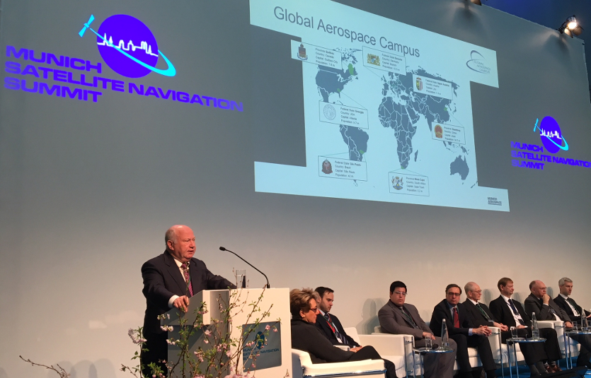 2018 03 07 Munich Satellite Navigation Summit Hein